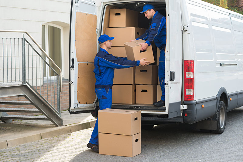 Van moving service in Watford